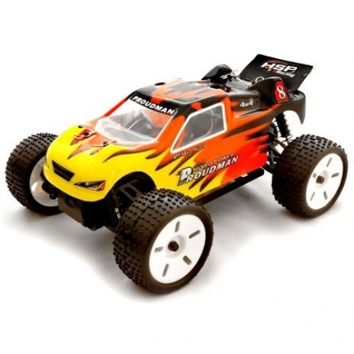 HSP Hunter Truggy  2.4GHz 1:16