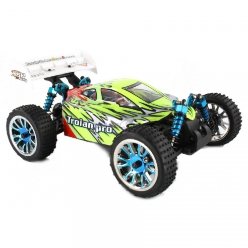 HIMOTO   EXB-16 Buggy 1:16 4x4 2.4GHz RTR (HSP Troian) - Zielony