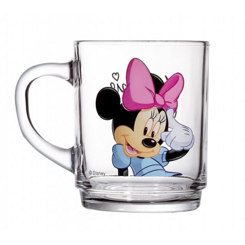 LUMINARC Disney colors minnie krūze 25CL