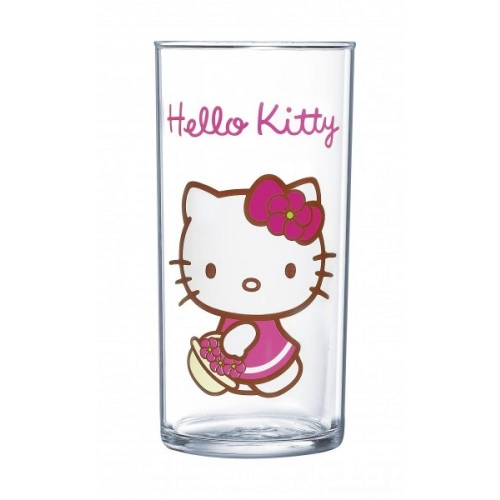 LUMINARC Hello kitty sweet pink glāze 27CL