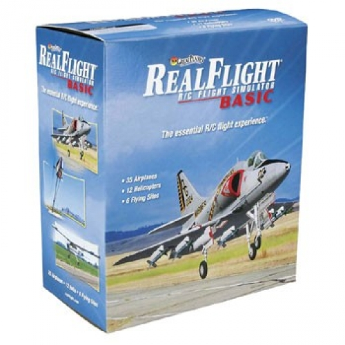 GREAT PLANES RealFlight Basic (MODE 2)