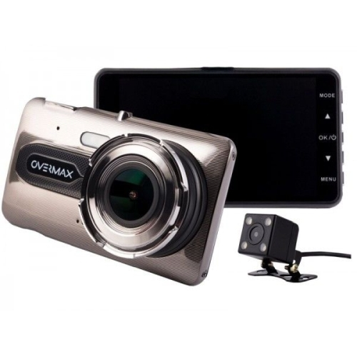 OVERMAX   OV-CAMROAD 6.2 VIDEO REĢISTRATORS FULL HD