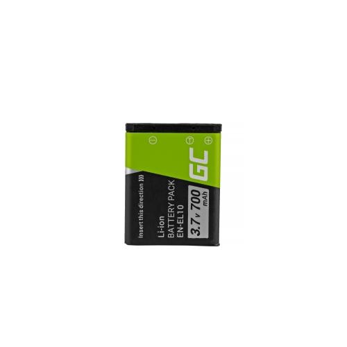 GREEN CELL Baterija akumulators   ® EN-EL10