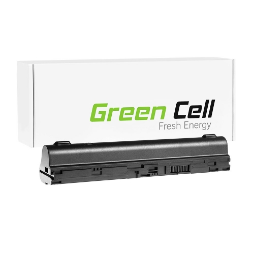 GREEN CELL Baterija akumulators akumulator   Portatīvā datora baterija Acer  Aspire One 725 756 14.4V 4 cell (AC33)