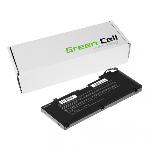 GREEN CELL Baterija akumulators   A1322 Apple MacBook Pro 13 A1278 (Mid 2009, Mid 2010, Early 2011, Late 2011, Mid 2012) (AP06)