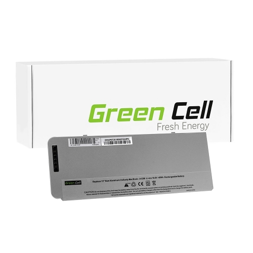GREEN CELL Baterija akumulators   A1280 Apple MacBook 13 A1278 Aluminum Unibody (Late 2008) (AP07)