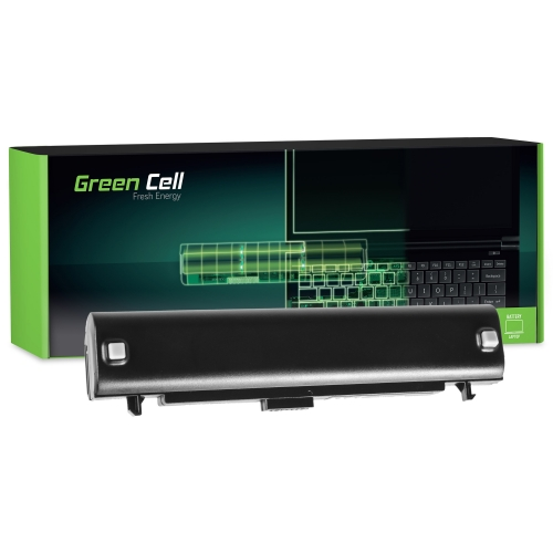 GREEN CELL Baterija akumulators   A32-S5 Asus M5 M5000 S5 S7 W5 W5A W6 W6A Z30 Z31 Z33 Z35 Z35H (AS28)