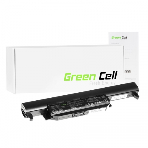 GREEN CELL Bateria akumulator   do laptopa Asus A32-K55 A45 A55 K45 K55 K75 10.8V (AS37)