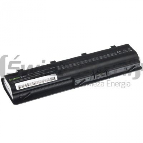 HP, COMPAQ Green Cell Baterija akumulators - HP/Compaq CQ62, 4400mAh, 10.8-11.1V Green Cell (HP03)