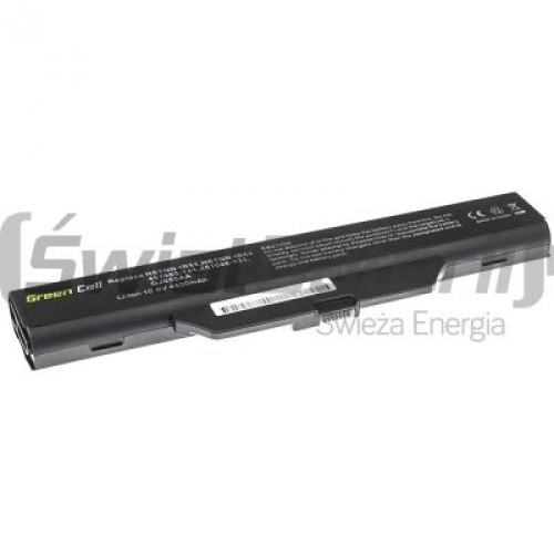HP, COMPAQ Green Cell Baterija akumulators - HP Compaq Business Notebook 6720 10.8V Li-Ion 4400mAh Green Cell (HP08)
