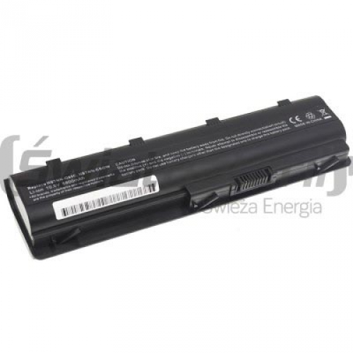 HP, COMPAQ Baterija akumulators - HP MU09 Long Life DV6 DV7 CQ6x CQ7x G6x G7x Envy 10.8V, 8800mAh Green Cell (HP26)