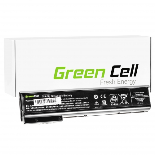 GREEN CELL Baterija akumulators   CA06 CA06XL do HP ProBook 640 645 650 655 G1 (HP100)
