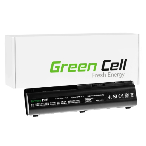GREEN CELL Baterija akumulators   do HP Pavilion Compaq Presario z serii DV4 DV5 DV6 CQ60 CQ70 10.8V 6 cell (HP01)
