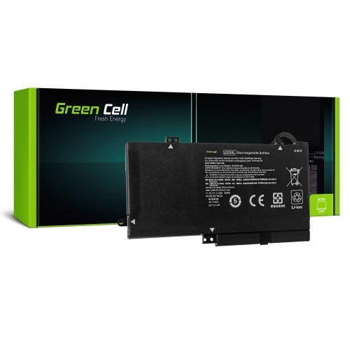GREEN CELL Bateria   LE03XL HSTNN-UB6O 796220-541 796356-005 do HP Envy x360 15-W M6-W, HP Pavilion x360 13-S 15-BK (HP110)