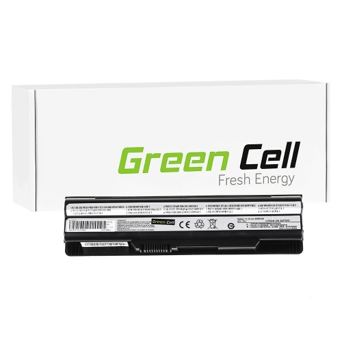 GREEN CELL Baterija akumulators   BTY-S14 BTY-S15 do MSI CR650 CX650 FX400 FX600 FX700 GE60 GE70 GP60 GP70 GE620 (MS05)