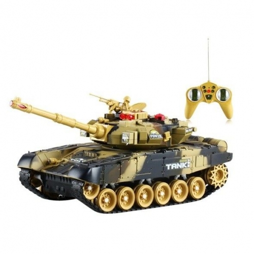 Radiovadāms tanks BROTHER TOYS T-90 RTR 1:16