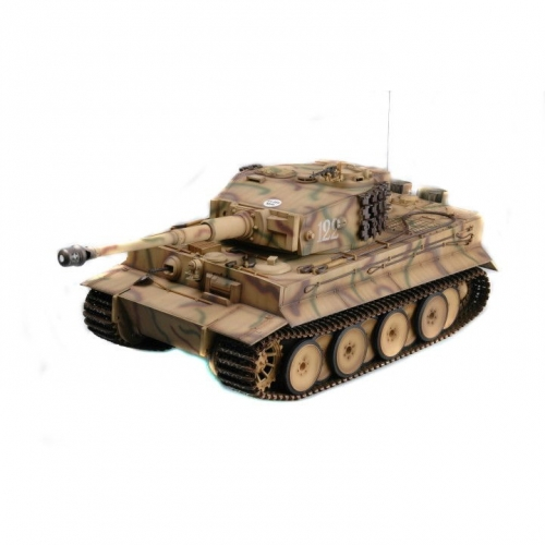 LiveShop Trumpeter 1:16 German Tiger I 2.4GHz RTR