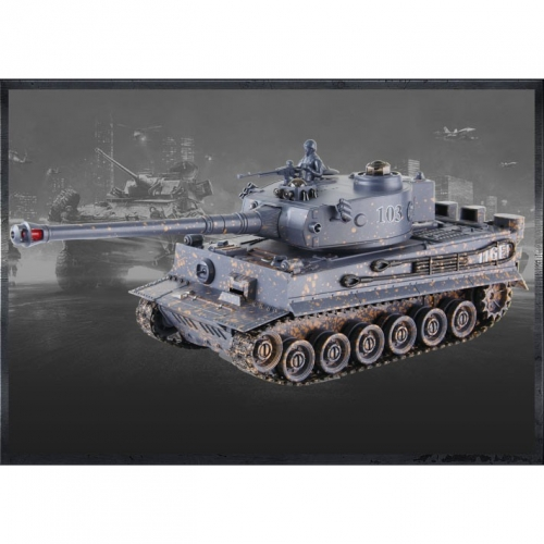 LiveShop German Tiger v3 2.4GHz 1:28 2.4GHz RTR