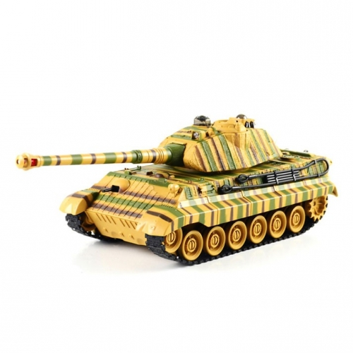LiveShop German King Tiger v2 1:28 2.4GHz RTR