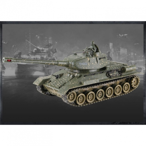 LiveShop Russian T-34 v2 1:28 2.4GHz RTR