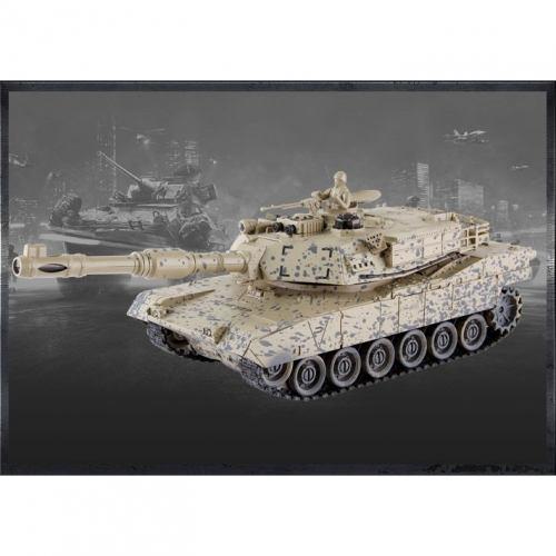LiveShop American M1A2 1:28 2.4GHz RTR