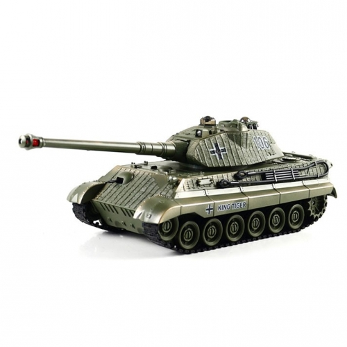 LiveShop German King Tiger 1:28 2.4GHz RTR