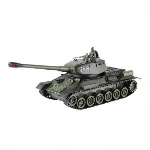 LiveShop Russian T-34 1:28 2.4GHz RTR