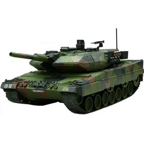 HOBBY ENGINE Leopard 2A6 RTR 1:16 27.095MHz RC TANKS 67cm