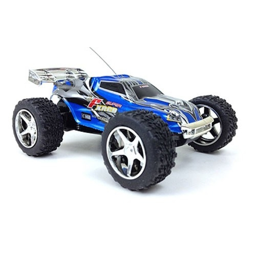Radiovadāmā mašīna WL Mini Truggy High Speed