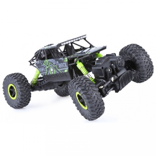 HB ROCK CRAWLER 4WD 1:18 - Zielony