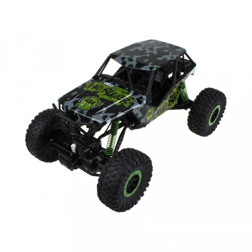 HB ROCK CRAWLER 4WD 1:10 - Zielony